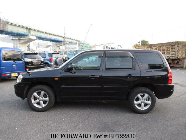 used 2004 mazda tribute lx ta ep3w for sale bf722830 be. Black Bedroom Furniture Sets. Home Design Ideas