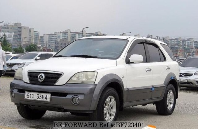 About This 2004 KIA Sorento (Price:$2,920)