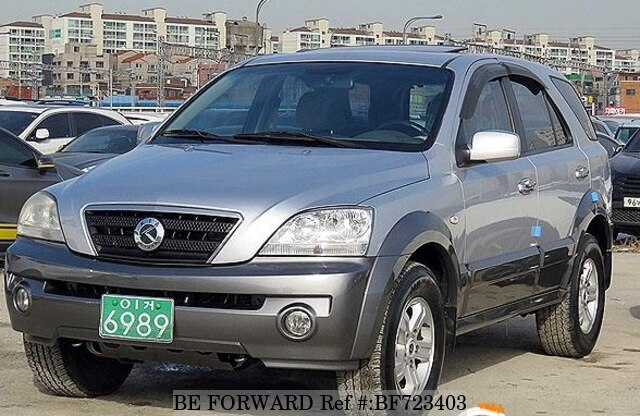 Amazing Used 2004 KIA SORENTO BF723403 For Sale