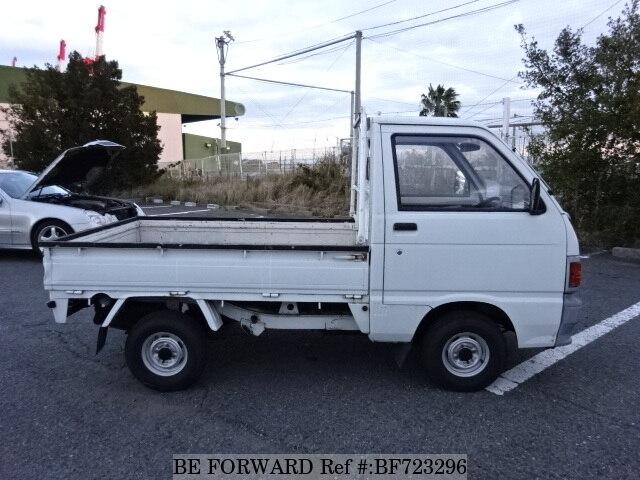 1989 DAIHATSU HIJET TRUCK/M-S80P BF723296 Usados En Venta