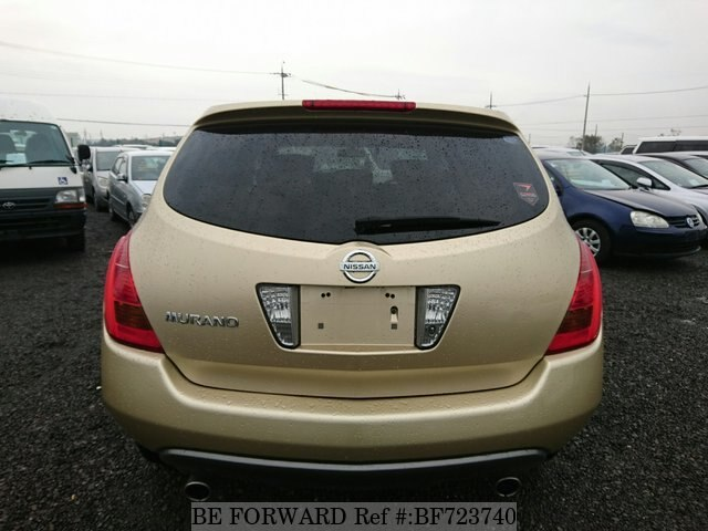 2004 nissan murano 350xv cba pz50 d 39 occasion en promotion. Black Bedroom Furniture Sets. Home Design Ideas