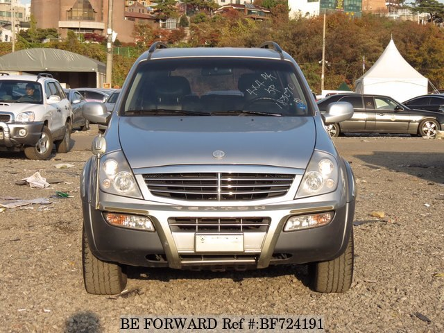 2005 ssangyong rexton d 39 occasion en promotion bf724191 be forward. Black Bedroom Furniture Sets. Home Design Ideas