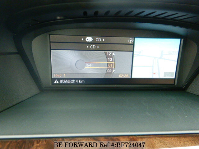 Used 2009 BMW 5 SERIES 525I HIGHLINE PACKAGE /ABA-NU25 for Sale ...