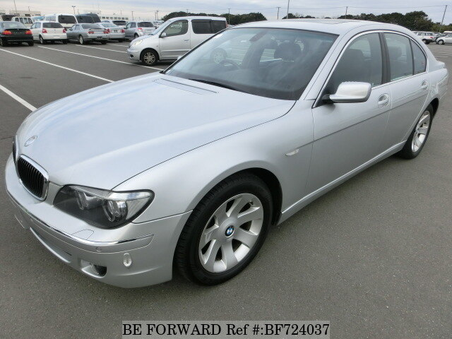 Used 2007 Bmw 7 Series 740iaba Hl40 For Sale Bf724037 Be Forward