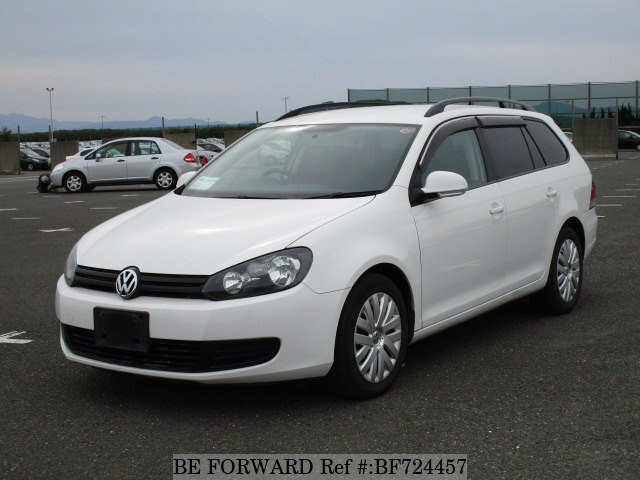 used 2010 volkswagen golf variant dba 1kcax for sale. Black Bedroom Furniture Sets. Home Design Ideas