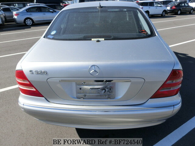 Used 2002 mercedes benz s class s320 gf 220065 for sale for 2002 mercedes benz s class s500