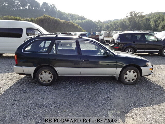 used 1996 toyota corolla touring wagon l touring e ae104g for sale bf725021 be forward. Black Bedroom Furniture Sets. Home Design Ideas