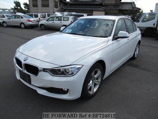 used 2012 bmw 3 series 320i/dba-3b20 for sale bf724812 - be forward