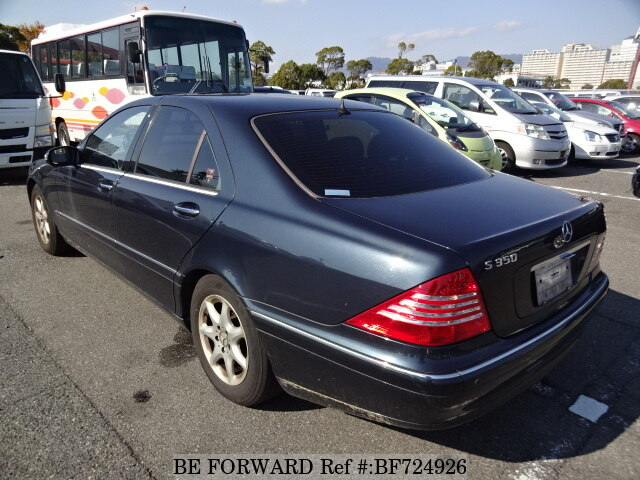 Used 2002 mercedes benz s class s350 gh 220067 for sale for Mercedes benz 2002 s500 for sale