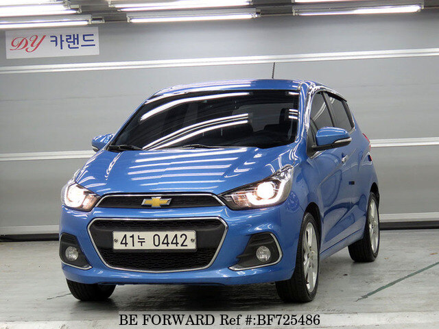used 2016 chevrolet spark for sale bf725486 be forward. Black Bedroom Furniture Sets. Home Design Ideas