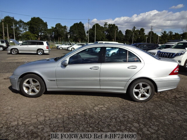 Used 2006 mercedes benz c class c180 avantgarde dba 203046 for Mercedes benz c class 2006 for sale