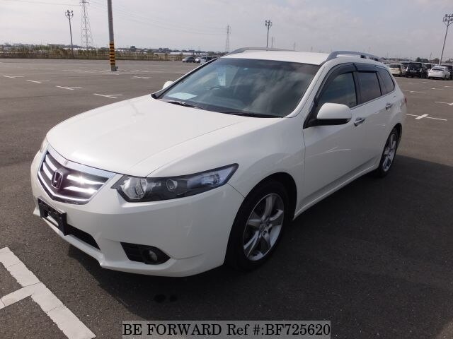 About This 2011 HONDA Accord Tourer (Price:$3,591)