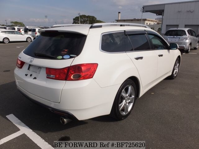 2011 Honda Accord Tourer 20tl Smart Style Package Dba Cw1