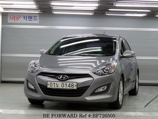 used 2013 hyundai i30 for sale bf726505 be forward rh beforward jp Hyundai I30 Sport Hyundai I20