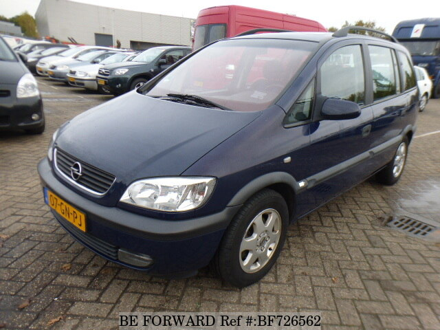 used 2001 opel zafira for sale bf726562 be forward. Black Bedroom Furniture Sets. Home Design Ideas