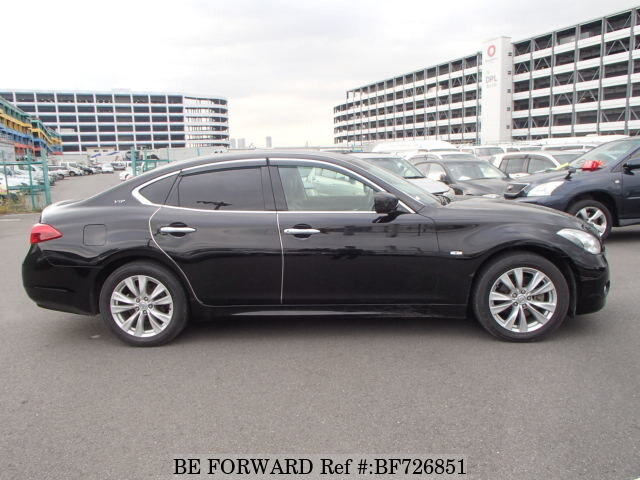 Used 2011 NISSAN FUGA 250GT TYPE P/DBA-Y51 for Sale BF726851