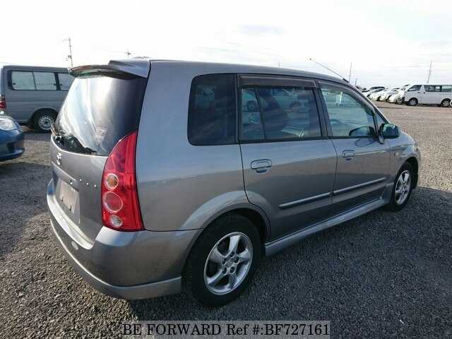 used 2003 mazda premacy 1 8l sport g ta cp8w for sale bf727161 be forward. Black Bedroom Furniture Sets. Home Design Ideas