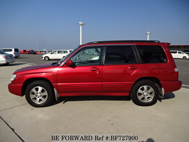 used 2000 subaru forester s20 gf sf5 for sale bf727900 be forward. Black Bedroom Furniture Sets. Home Design Ideas