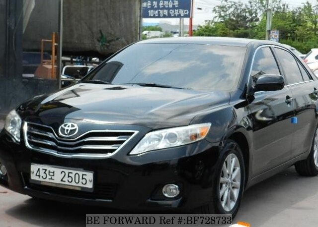 Used 2010 Toyota Camry Bf728733 For