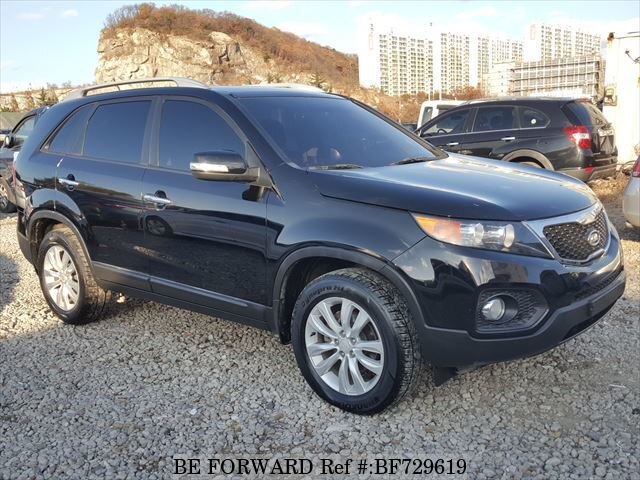 used 2010 kia sorento tlx for sale bf729619 be forward. Black Bedroom Furniture Sets. Home Design Ideas
