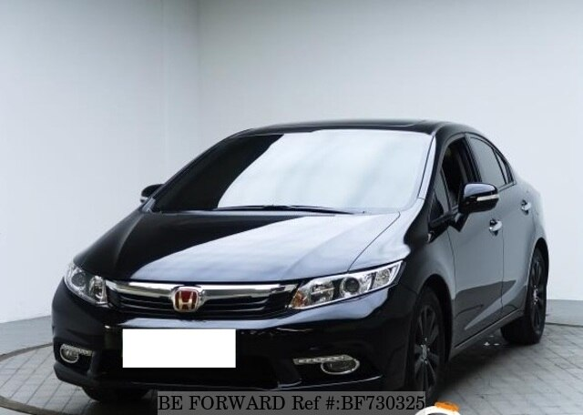 About This 2012 HONDA Civic (Price:$7,981)