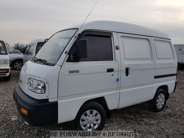 Used 2013 DAEWOO DAMAS for Sale BF706627 - BE FORWARD