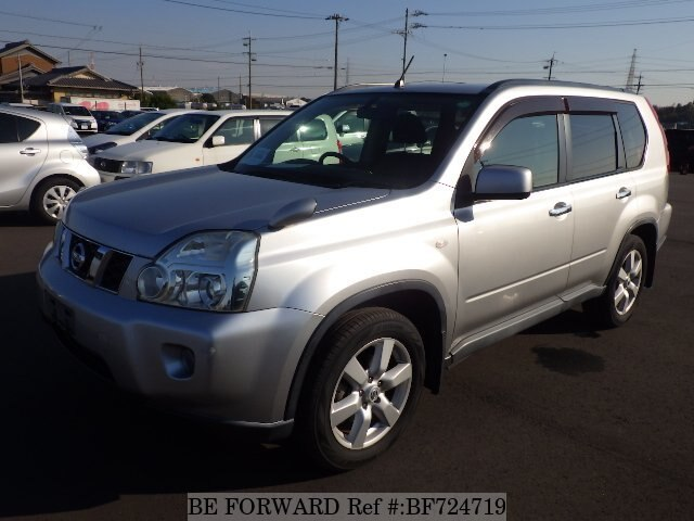 Used 2007 nissan x trail 20xdba t31 for sale bf724719 be forward used 2007 nissan x trail bf724719 for sale fandeluxe Gallery