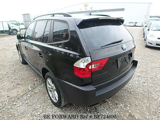 2005 bmw x3 2 5i gh pa25 d 39 occasion en promotion bf724695 be forward. Black Bedroom Furniture Sets. Home Design Ideas