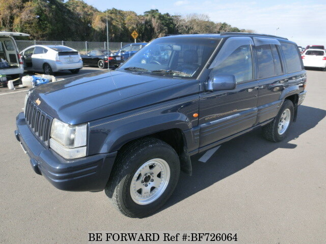 Used 1997 JEEP GRAND CHEROKEE BF726064 For Sale