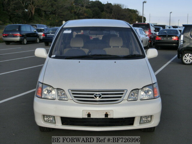 used 2000 toyota gaia limited navi special gf sxm15g for sale rh beforward jp Toyota Wiring Harness Diagram Toyota Wiring Diagrams Color Code