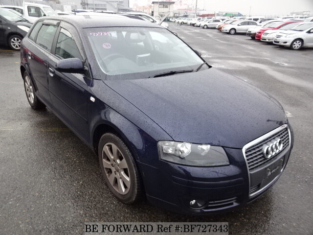 2006 audi a3 gh 8pbvy d 39 occasion en promotion bf727343 be forward. Black Bedroom Furniture Sets. Home Design Ideas