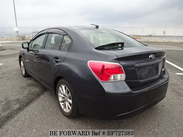 used 2012 subaru impreza g4 2 0i dba gj6 for sale bf727383 be forward. Black Bedroom Furniture Sets. Home Design Ideas