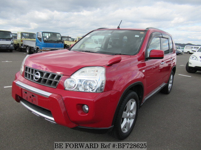 Used 2008 nissan x trail 20xdba t31 for sale bf728625 be forward used 2008 nissan x trail bf728625 for sale fandeluxe Gallery