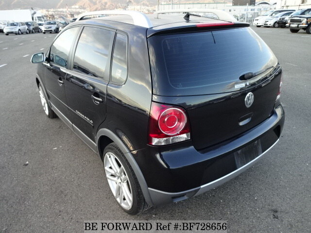 2008 volkswagen polo cross polo aba 9nbts d 39 occasion en. Black Bedroom Furniture Sets. Home Design Ideas