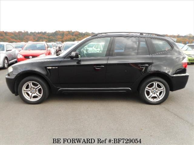 2007 bmw x3 2 5si m sports aba pc25 d 39 occasion en promotion bf729054 be forward. Black Bedroom Furniture Sets. Home Design Ideas