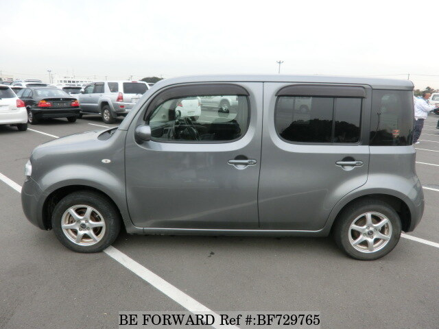 used 2010 nissan cube dba z12 for sale bf729765 be forward. Black Bedroom Furniture Sets. Home Design Ideas