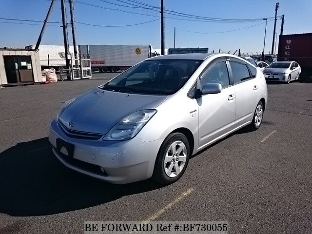 2005 TOYOTA Prius Source · Used 2008 TOYOTA PRIUS DAA NHW20 For Sale  BF730055 BE FORWARD