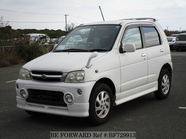 2002 daihatsu terios kid cl limited ta j131g d 39 occasion en promotion bf729913 be forward. Black Bedroom Furniture Sets. Home Design Ideas