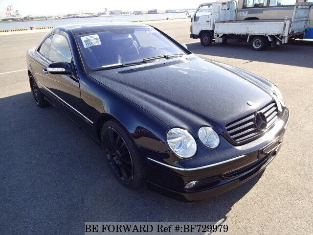 2004 mercedes benz cl class cl500 gh 215375 d 39 occasion en for 2004 mercedes benz cl class