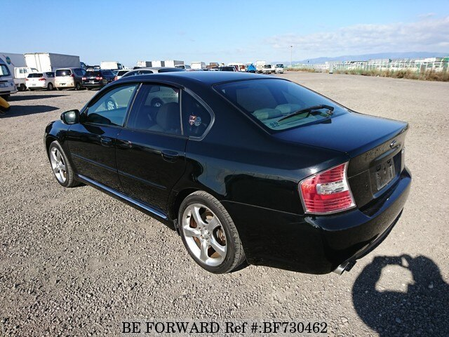 used 2003 subaru legacy b4 3 0r ua ble for sale bf730462. Black Bedroom Furniture Sets. Home Design Ideas