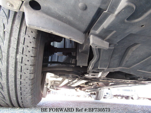 Used 2009 NISSAN DUALIS 20G/DBA-KJ10 for Sale BF730573 - BE
