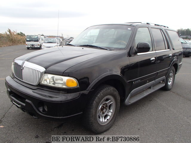 Used 2005 Lincoln Navigator For Sale Bf730886 Be Forward