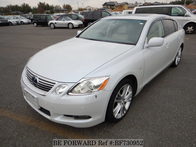 Used 2006 LEXUS GS BF730952 for Sale
