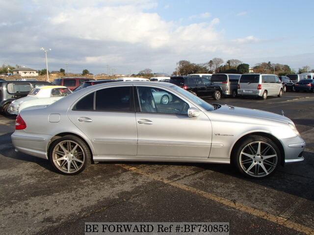 Used 2003 mercedes benz e class e500 avantgarde sports for 2003 mercedes benz e500 for sale