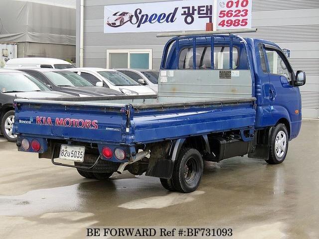Used 2009 KIA BONGO 3 1T for Sale BF731093 - BE FORWARD