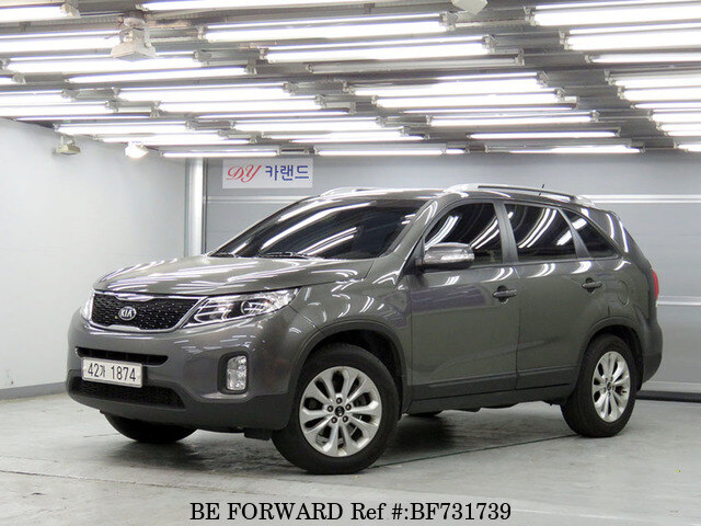 used 2014 kia sorento for sale bf731739 be forward. Black Bedroom Furniture Sets. Home Design Ideas