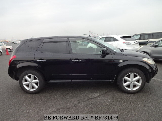 Used 2004 Nissan Murano 350xvcba Pz50 For Sale Bf731476 Be Forward
