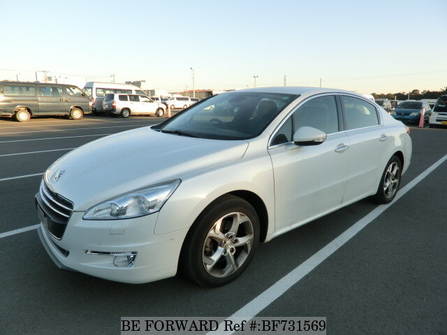 Used 2011 Peugeot 508 Griffeaba W25f02 For Sale Bf731569 Be Forward