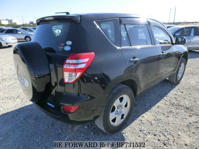 used 2009 toyota rav4 x dba aca36w for sale bf731532 be. Black Bedroom Furniture Sets. Home Design Ideas