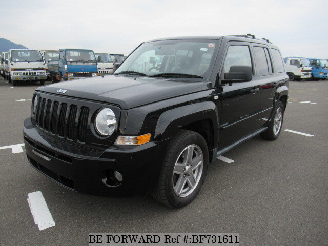 Used 2008 JEEP PATRIOT BF731611 For Sale